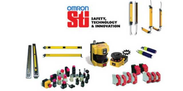 STI OMRON PRODUCTS